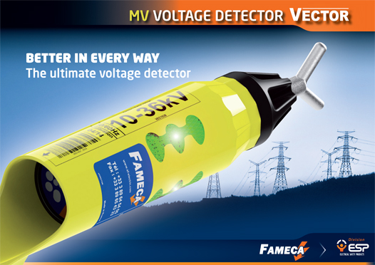 MV Voltage Detector : VECTOR