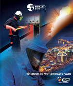 Vêtements de protection arc flash