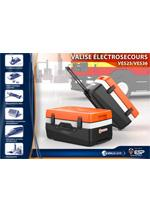 VALISE ELECTROSECOURS