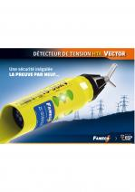 VECTOR détecteur de tension HTA